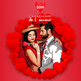 L'horoscope de l'amour 2019